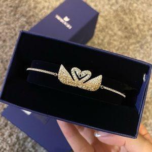 Swarovski Iconic Swan Bracelet